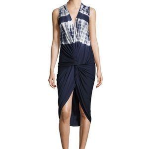 Young Fabulous & Broke Paloma Tie-Dye Dress NWT